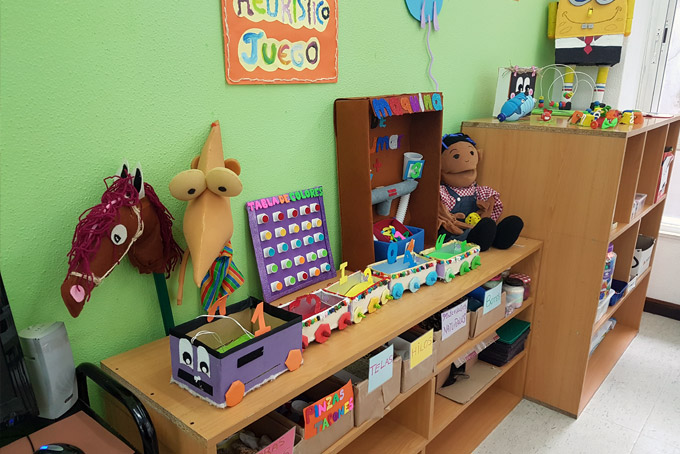 FP Ciclo medio Educación Infantil