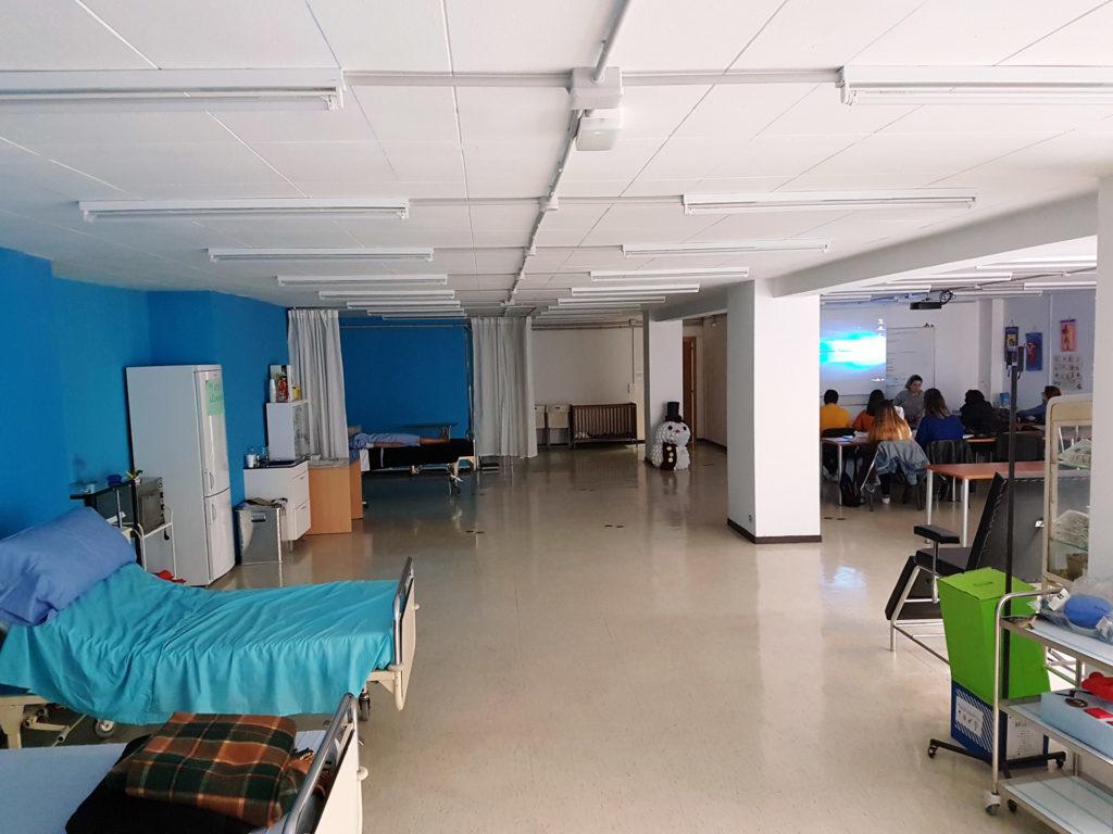 Ciclo medio Cuidados Auxiliares de Enfermería