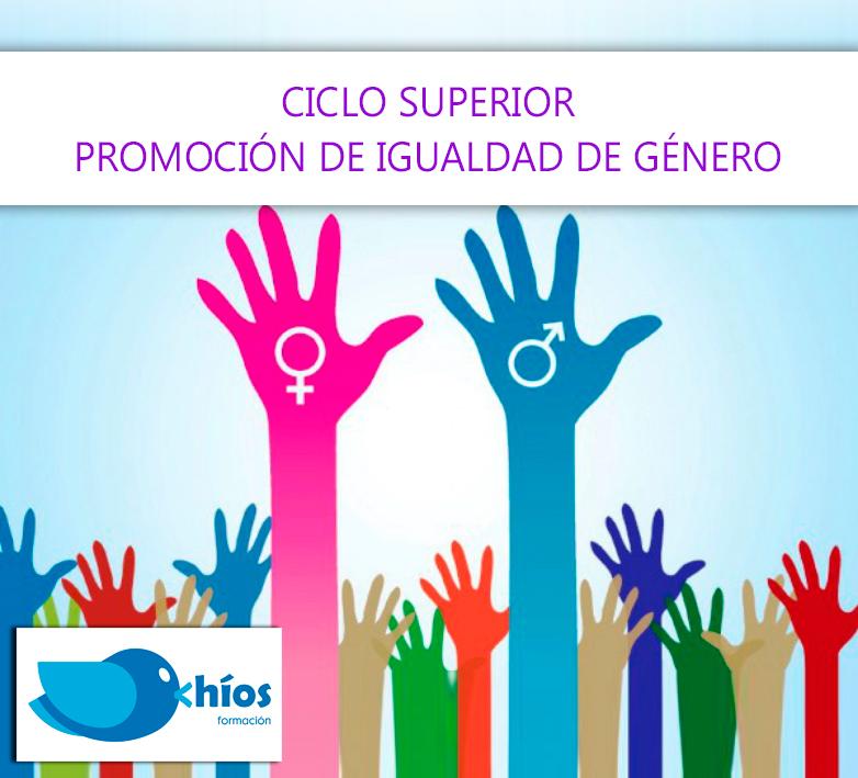 Ciclo susperior Promoción e Igualdad de Género (Chios Formación, A Coruña)