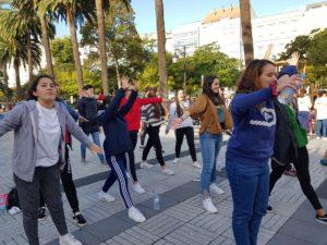 FP Educación Infantil: día del deporte adaptado