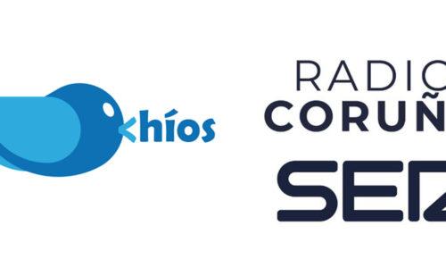 Chíos Formación en Radio Coruña