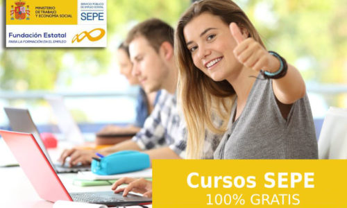 cursos SEPE A Coruña presencial online