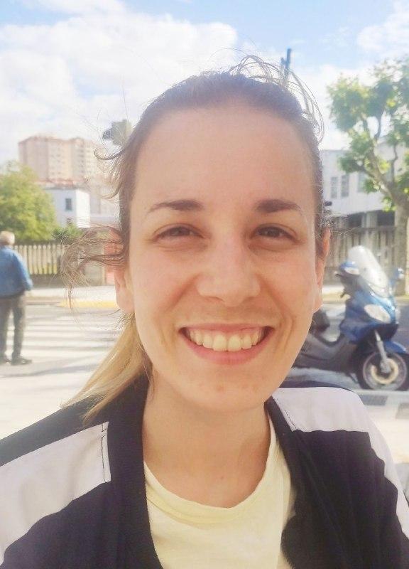 María José, profesora Cuidados Auxiliar Enfermería, Chíos Formación, A Coruña