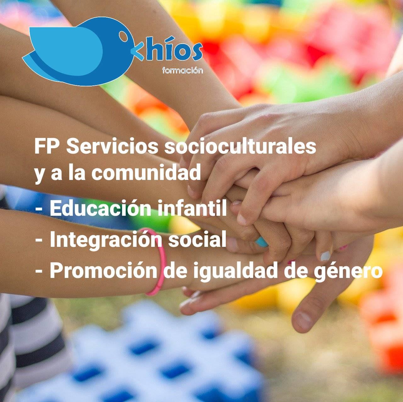 FP Servicios socioculturales y a la comunidad