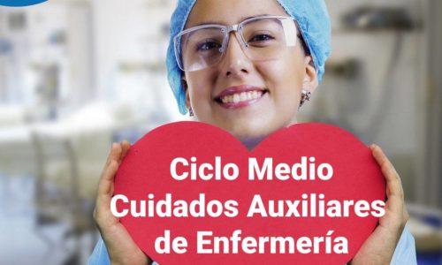 FP Cuidados Auxiliares de enfermería